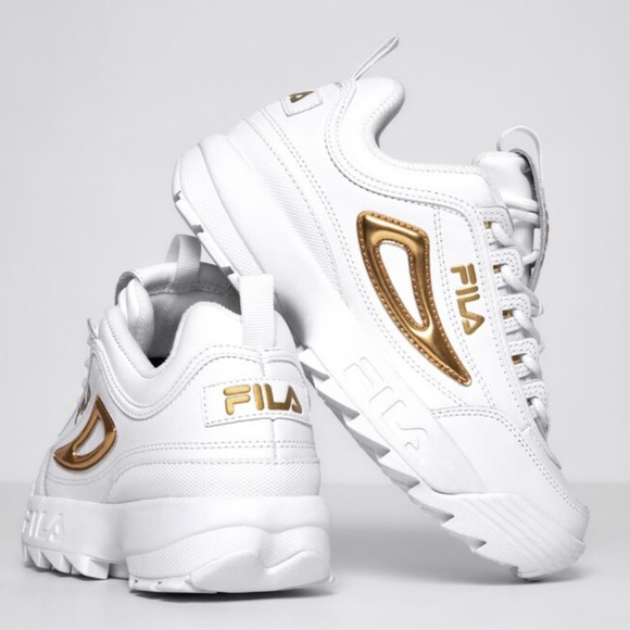 Fila Shoes   Disruptor 2 Metallic